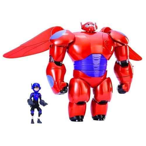 ビッグヒーロー6 Baymaxデラックスフライングアクションフィギュア