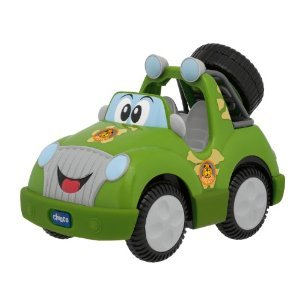Chicco Safari Tracker, Green おもちゃ