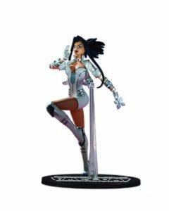 DC Direct Ame-Comi Comi Heroine Series: White Canary PVC フィギュア 人形 フィギュア おもちゃ 人形