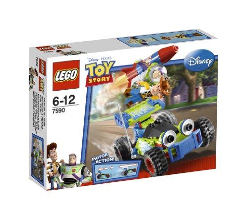 レゴ トイ・ストーリー ウッディとバズが救出に出動! 7590