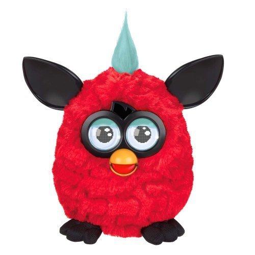 超格安価格 Furby Plush, Plush, Red/Black Furby Red/Black おもちゃ, ARAKI SPORTS:7f9c45e9 --- konecti.dominiotemporario.com