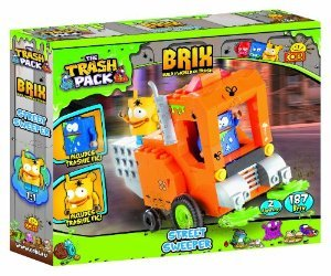 TRASH PACK /6241/ Street Sweeper 187 building bricks by COBI ブロック おもちゃ