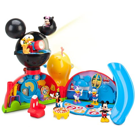 Disney ディズニー Mickey Mouse Clubhouse Deluxe Play Set キッズ 子供 ミッキーマウス ミニーマウス