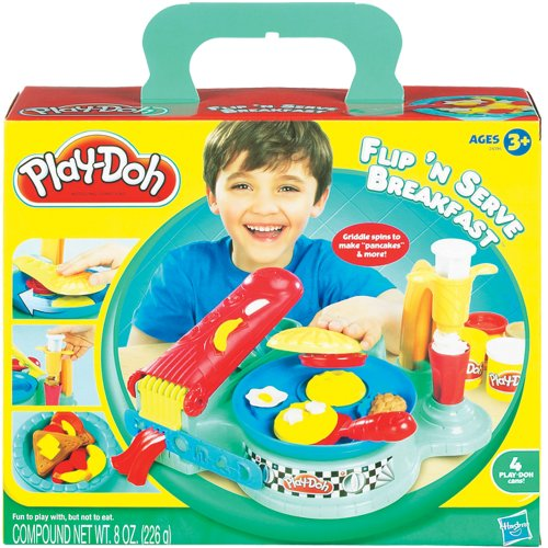 Play-Doh Flip N Serve Breakfast