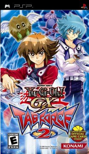 Yu-Gi-Oh! Gx Tag Force 2 (輸入版)