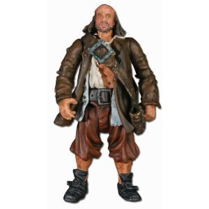 Disney Pirates Of The Caribbean Dead Mans Chest PINTEL w/[ostp;. sword & removeable bandolieer