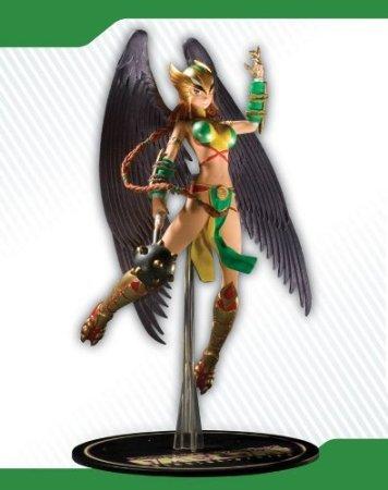 Ame Comi Hawkgirl PVC フィギュア 人形 フィギュア おもちゃ 人形