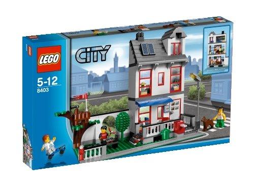 レゴ シティ ハウス 8403