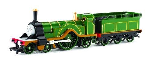 男の子が大好き・きかんしゃトーマス エミリーエンジン移動アイズ Bachmann Trains社