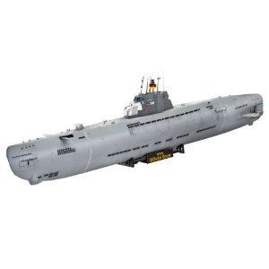 Revell of Germany 1/144 U-Boat Wilhelm Bauer プラスティック モデル キット