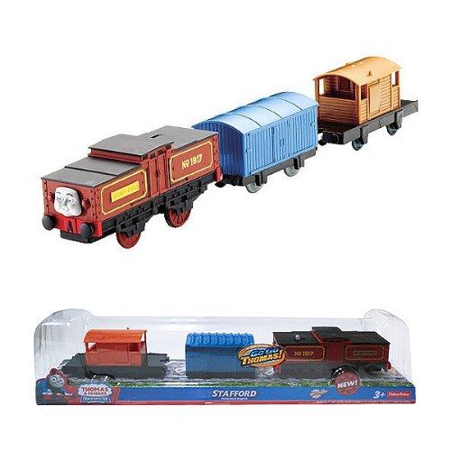 (日本未発売)TRACK MASTERきかんしゃトーマスとなかまたち 貨車 スタフォードSTAFFORD Y2001(R9239)プラ