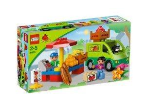 Lego (レゴ) Duplo (デュプロ) Market Place 5683 ブロック おもちゃ