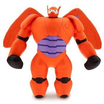 Disney Exclusive Big Hero 6 Baymax Mech Armor Plush 15 1/2'' おもちゃ
