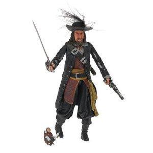 パイレーツオブカリビアン バルボッサフィギュア NECA Pirates of the Caribbean Action Figure Series