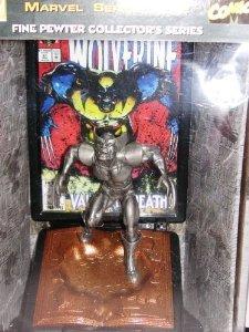 限定品 Pewter Statue of Wolverine (ウルヴァリン) 1993 Modern Age Edition フィギュア おもちゃ 人形