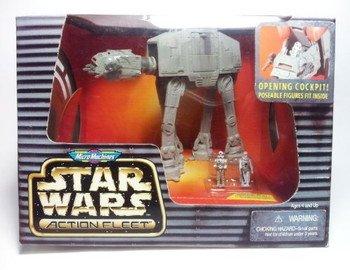 スターウォーズ Micro Machines Star Wars Action Fleet Imperial AT-A