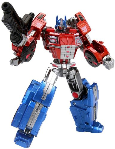 Transformers トランスフォーマー - TF Generations: TG01 Optimus Prime フィギュア 人形 おもちゃ