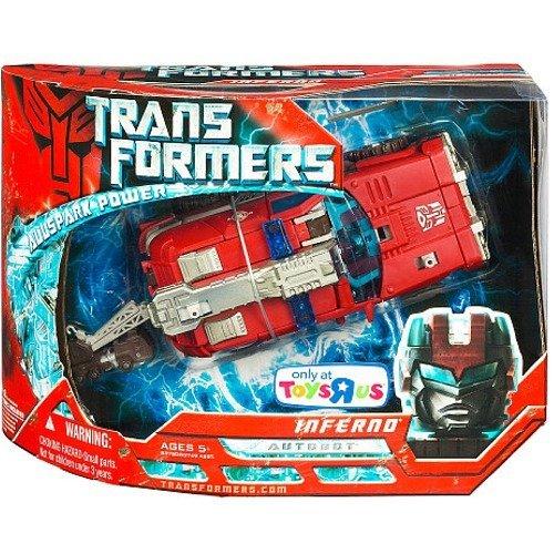Transformers トランスフォーマー Movie Allspark Power Voyager Class アクションフィギュア - Autobot