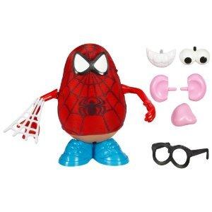 ハスブロ Mr. Potato ヘッド スパイダーマン & フレンズ Spider Spud