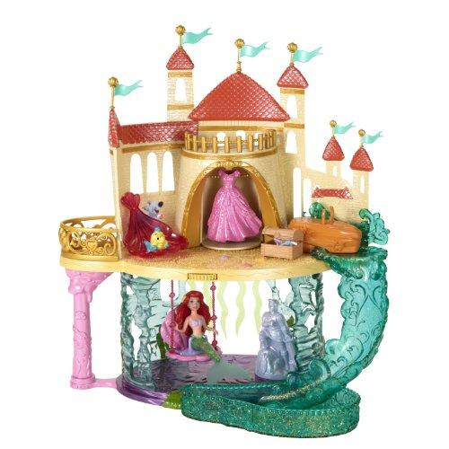 お歳暮 Mattelマテル製 Mattelマテル製 ディズニー・アリエル 2階建てキャッスル(ハウス・ドールハウス・お人形遊び), 直入町:36f35c40 --- canoncity.azurewebsites.net
