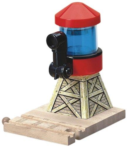 ラーニングカーブ きかんしゃトーマス 木製レール 給水塔 99333