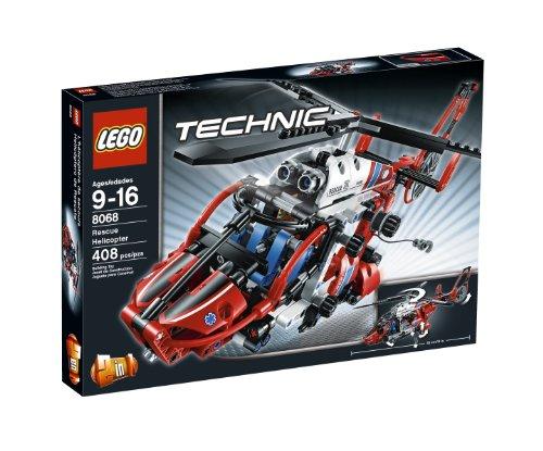 レゴ テクニック レスキューヘリコプター 8068 LEGO Technic Rescue Helicopter