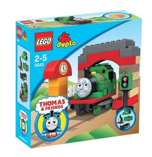 【内祝い】 レゴ 5543 デュプロ レゴ きかんしゃパーシーと車庫 5543, 亀や和草:4096a20c --- canoncity.azurewebsites.net