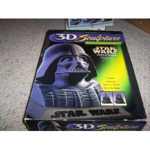 【おトク】 Star Wars Wars Darth 3D Vader 3D Sculpture Sculpture Puzzle, リサラーソンSHOP:03df1123 --- canoncity.azurewebsites.net