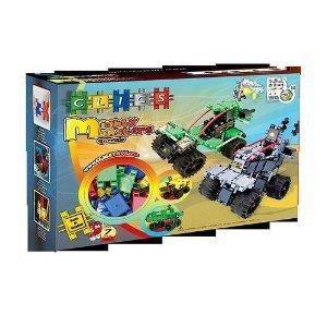 Toy Links CA014 Clics Mighty モンスター - 180 ピース