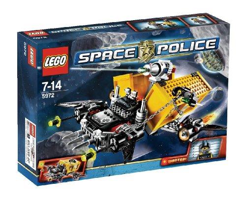 LEGO 5972 Space Truck Getaway(レゴ スペース・ポリス スペーストラック・ゲートウェイ)