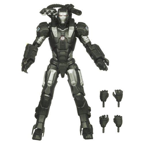 限定 アイアンマン2 6インチアクションフィギュア ウォーマシーン /War Machine
