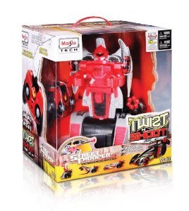 Maisto Remote Control Twist and Shoot 自動車 車 - Colors May Vary おもちゃ