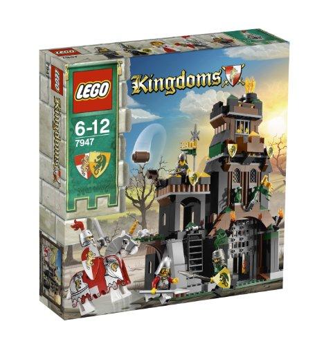 レゴ キングダム ドラゴン・ナイトの塔