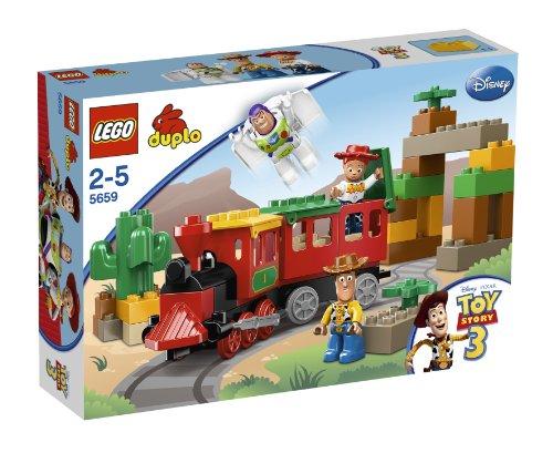レゴ デュプロ トイ・ストーリー どきどき列車追跡 5659