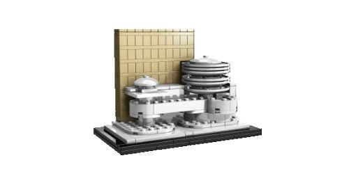 LEGO レゴ Architecture 第5弾 グッゲンハイム美術館 Solomon R. Guggenheim Museum フランク・ロイド・