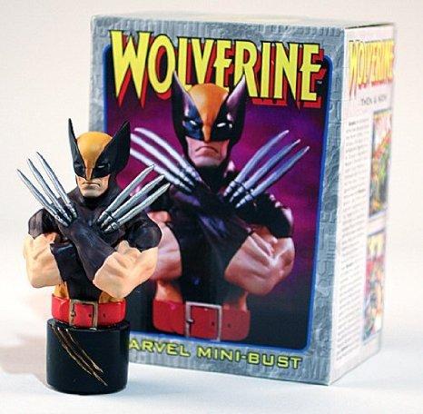 Wolverine (ウルヴァリン) Mini Bust Bowen Designs フィギュア おもちゃ 人形