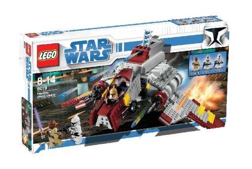 レゴ スター・ウォーズ リパブリック・アタック・シャトル 8019