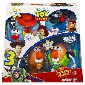 【即日発送】 Disney Story Pixar Toy Potato Story 3 Mr. Potato Head Mr. Play Set, MARUYAMAYA:cf20003f --- fabricadecultura.org.br