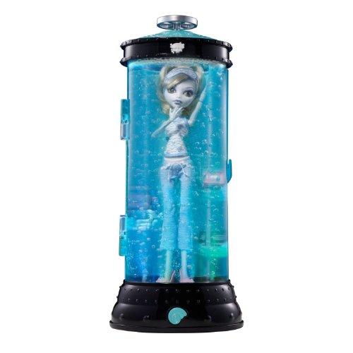 モンスターハイ Monster High Dead Tired Lagoona Blue ラゴーナブルー Doll And Hydration Station Pl