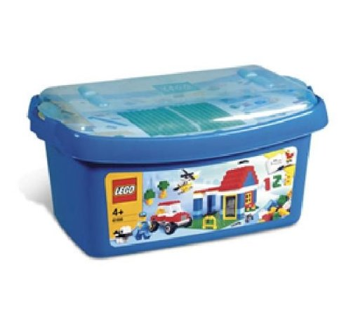 レゴ(LEGO) 6166 Ultimate Building Set Large Brick Box 405ピース