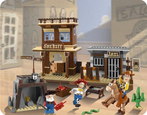 【楽天ランキング1位】 レゴ トイ 7594・ストーリー ウッディのいっせいけんきょ 7594, ショップ球太:bfbc9d46 --- fabricadecultura.org.br