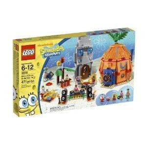 レゴ SpongeBob ビキニ Bottom Undersea パーティー 3818