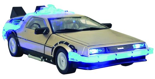Back To The Future 1/15 Scale Replica Delorean Mark 1