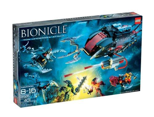 LEGO 8926 BIONICLE Toa Undersea Attack (レゴ バイオニクル トーア海の戦い)