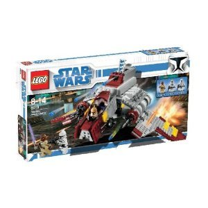 レゴ スターウォーズ リパブリック・アタック・シャトル 8019 LEGO