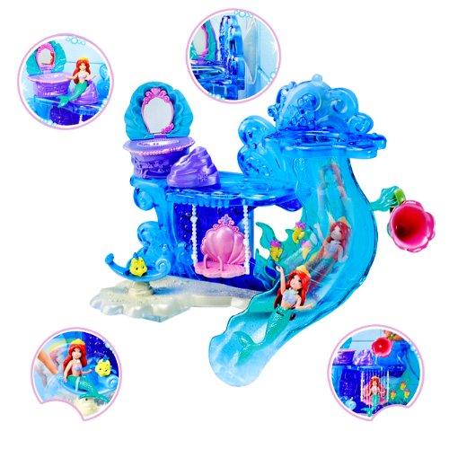 [ディズニー]Disney Princess Ariel's Bathtime Playset/プリンセス アリエル バスタイム プレイセット