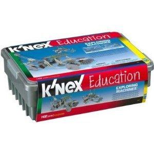 K'NEX Education Exploring マシーン Building セット
