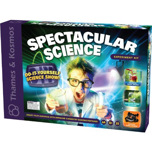 Spectacular Science 科学実験キット