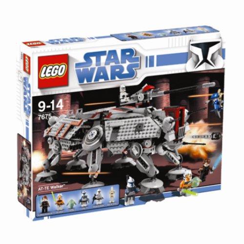 レゴ LEGO スター・ウォーズ レゴ AT-TE ウォーカー 7675