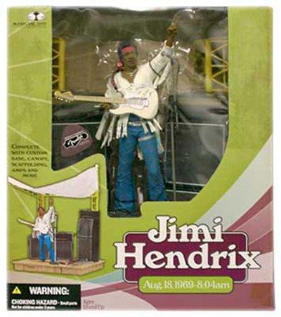 マクファーレントイズ MUSICシリーズ/ジミ・ヘンドリックス DX BOX/ウッドストック/ジミヘン
